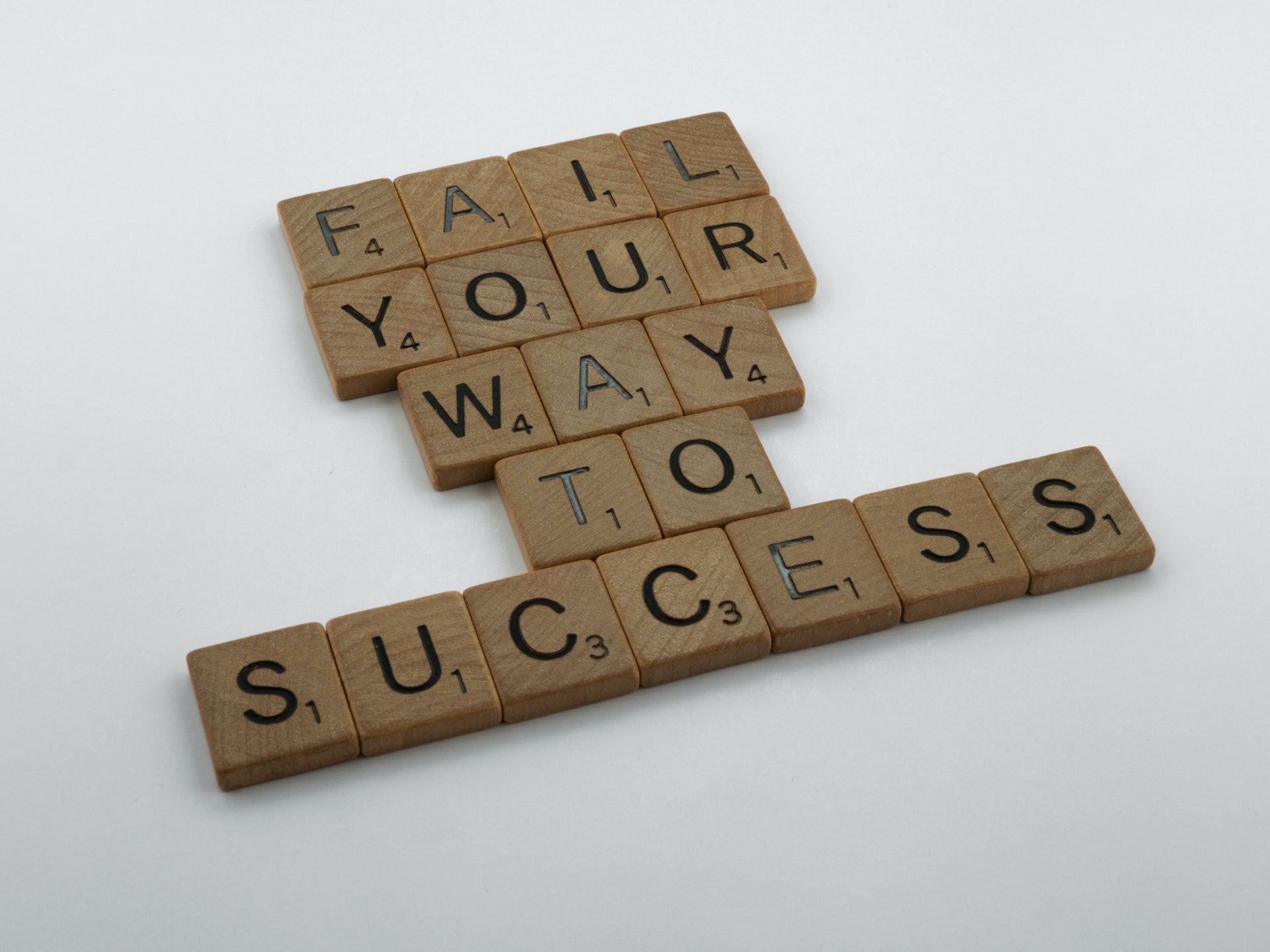Are You Planning To Fail? 5 Ways To Do It!